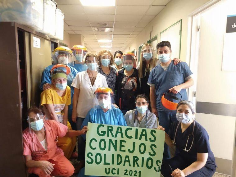 AUDIO: Cruzada solidaria de Mariana Asan por el Hospital de Niños