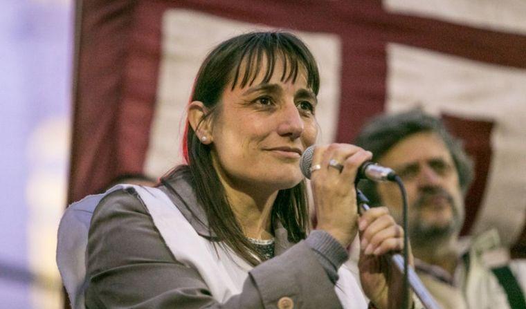 AUDIO: Romina Del Plá: