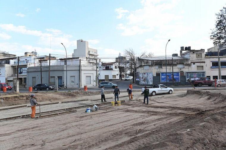 AUDIO: Comenzaron las obras para recuperar el parque Las Heras en Córdoba.