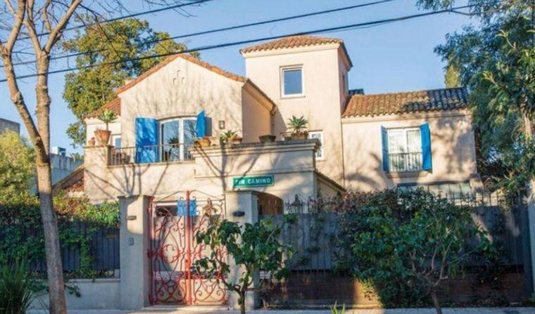 FOTO: Juana Viale vende su casa de San Isidro a de casi un millón de dólares