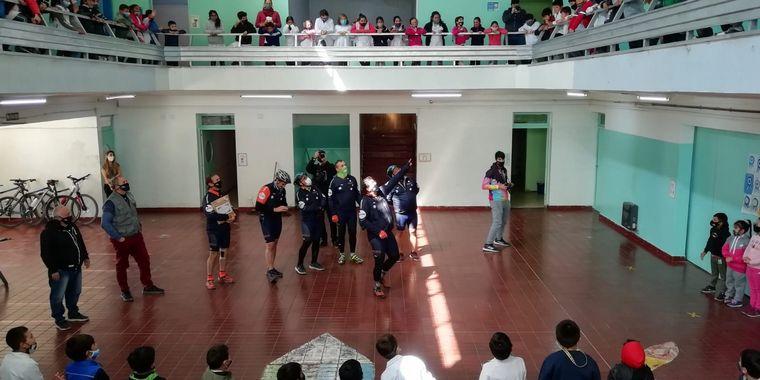 AUDIO: La docente que duerme toda la semana en una escuela de altura de Mendoza