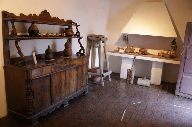 FOTO: La Casa Museo de Domingo Faustino Sarmiento en San Juan.