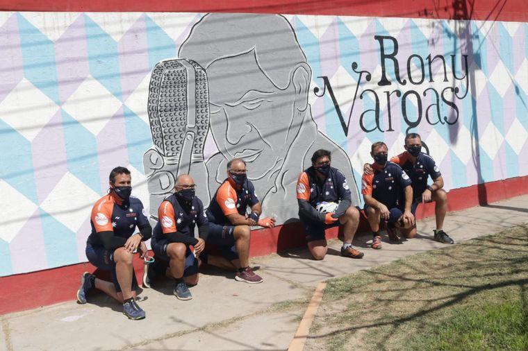 AUDIO: El Cruce por la Educación pasó por la tierra donde creció Rony Vargas