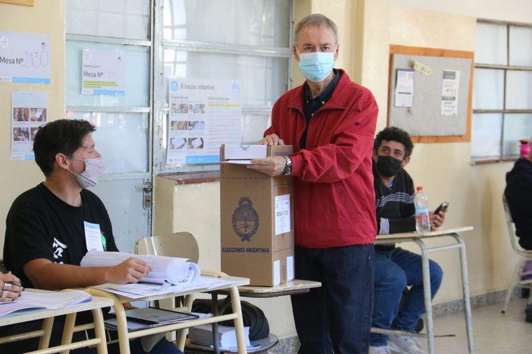 AUDIO: Schiaretti votó en Córdoba y pidió a los cordobeses que