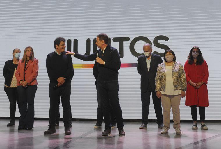 FOTO: Santilli, precandidato de Juntos por el Cambio en provincia de Buenos Aires.