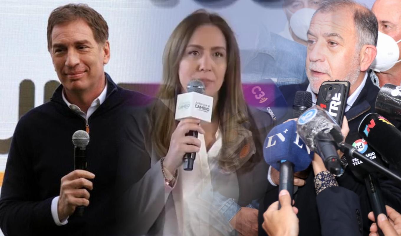 AUDIO: Claudio Poggi obtuvo 9 puntos de ventaja sobre Rodríguez Saa en San Luis
