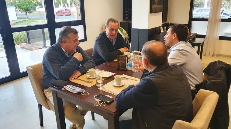 AUDIO: Primera reunión cumbre de Juntos por el Cambio en Córdoba