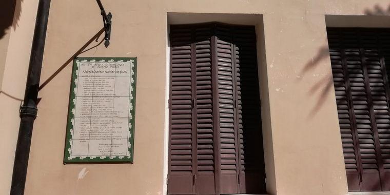 FOTO: El Cruce de la Educación en la escuela José de San Martín de Los Hornillos