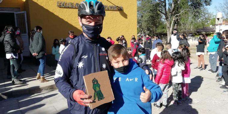 AUDIO: Gonzalo, el niño de 11 años que quiere ser artista