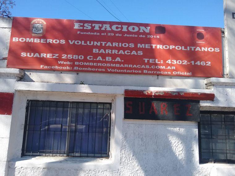 AUDIO: Clausuraron un cuartel de Bomberos por supuesta usurpación