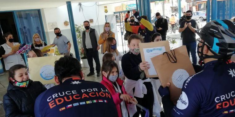 FOTO: El Cruce por la Educación en Santa Fe