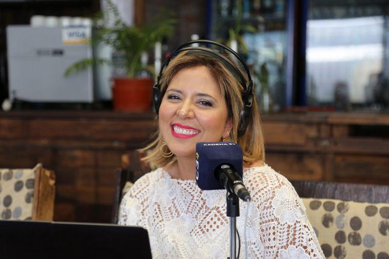 FOTO: Viva la Radio, desde Casa de Fuego, en barrio Güemes.