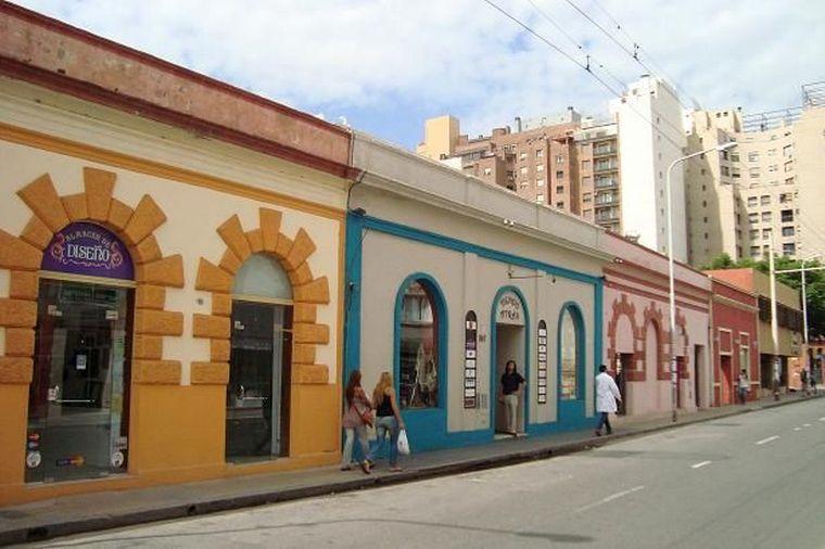 FOTO: Güemes, un barrio cargado de historia