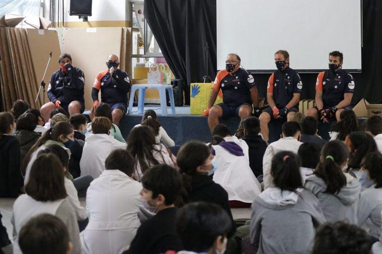AUDIO: Finalizó en Buenos Aires el Cruce por la Educación