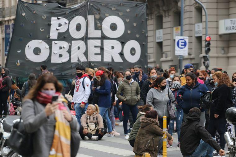 AUDIO: Caos de tránsito en el centro de Córdoba por protestas