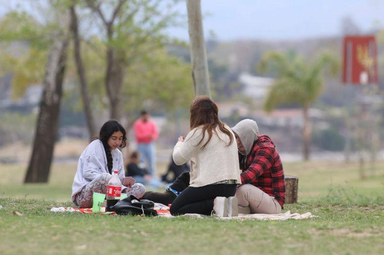AUDIO: Una primavera fresca en el Día del Estudiante