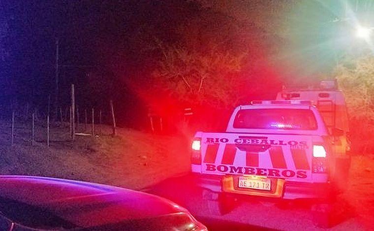 FOTO: Un jóven de 22 años falleció en la Cascada de los hornillo.