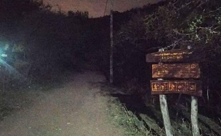 AUDIO: Un joven de 22 años falleció en la Cascada de Los Hornillos