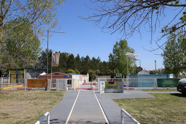 FOTO: Parque Temático de Educación Vial