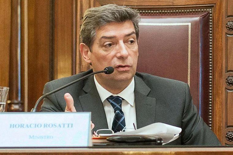 AUDIO: Horacio Rosatti es el nuevo presidente de la Corte Suprema de Justicia