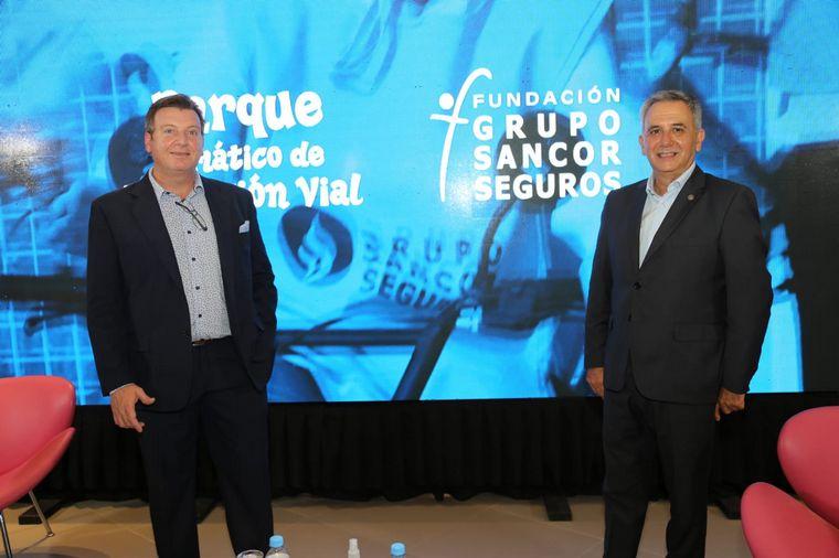 FOTO: Sancor Seguros presentó una versión virtual de su Parque de Educación Vial.