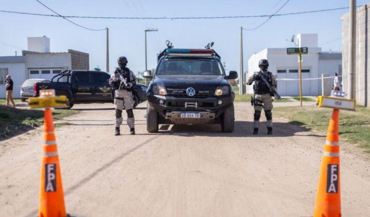 FOTO: Los policías están acusados por por presunta comercialización de estupefacientes