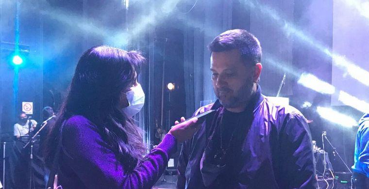 AUDIO: Jorge Rojas volvió a los escenarios de Salta con una doble función