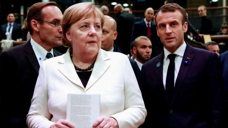FOTO: Olaf Scholz, del SPD, y Armin Laschet, de CDU-CSU, disputan el liderazgo post Merkel.