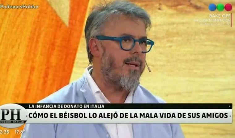 """FOTO: El duro relato de De Santis: """"Todos mis amigos se murieron"""""""
