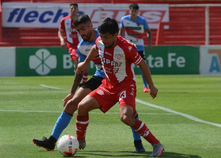 FOTO: Unión derrotó a Patronato por 2-0