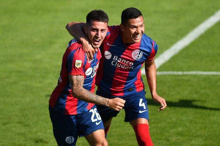 FOTO: San Lorenzo alcanzó los 16 puntos en el campeonato.