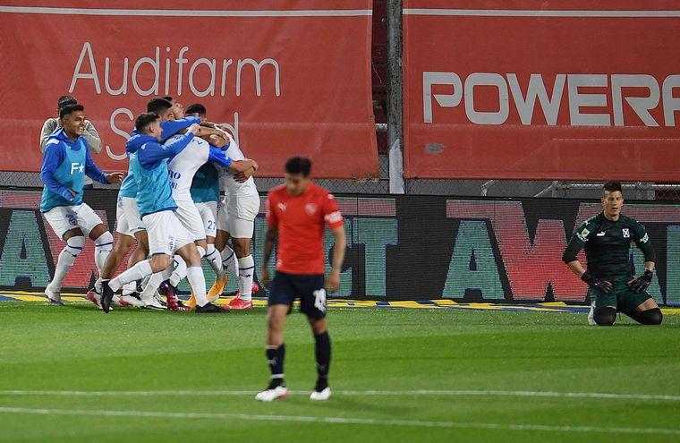 """FOTO: """"El Tomba"""" suma cuatro partidos invicto en el campeonato."""