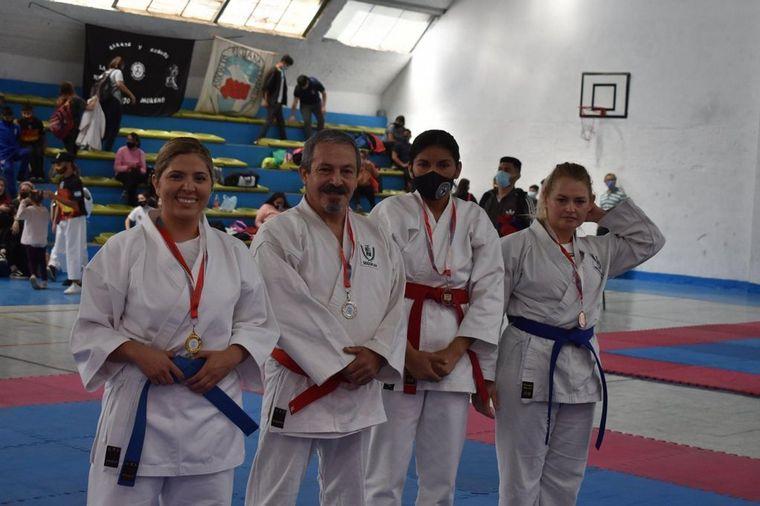 AUDIO: Se hizo en Córdoba el 54° Torneo Argentino de Karate.