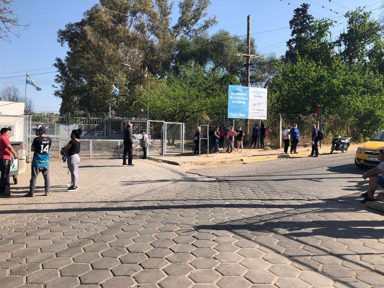 FOTO: El hecho ocurrió en la Unidad de Contención de Aprehendidos de Córdoba.