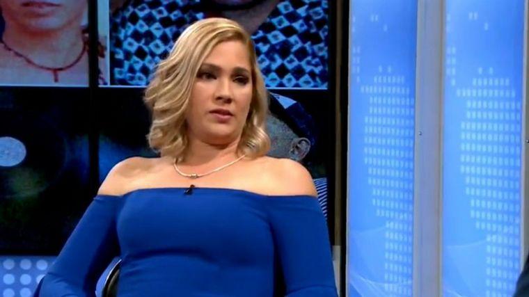 FOTO: Mavys Álvarez, la cubana que fue novia de Maradona.