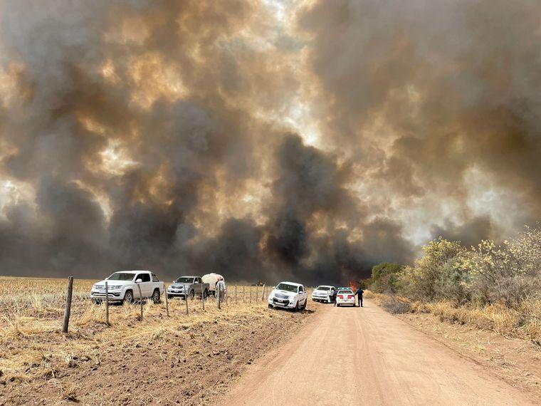 60 mil hectáreas quemadas: para prevenir, hay que capacitar - Noticias -  Cadena 3 Argentina