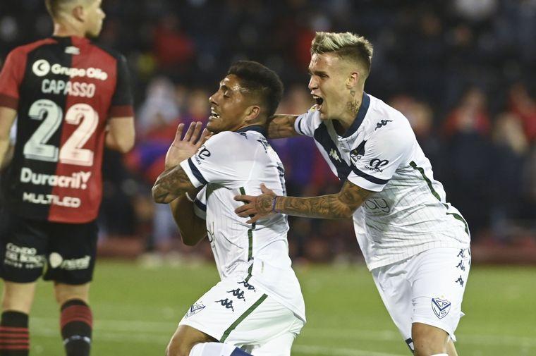 FOTO: Vélez venció 2-1 a Newell´s
