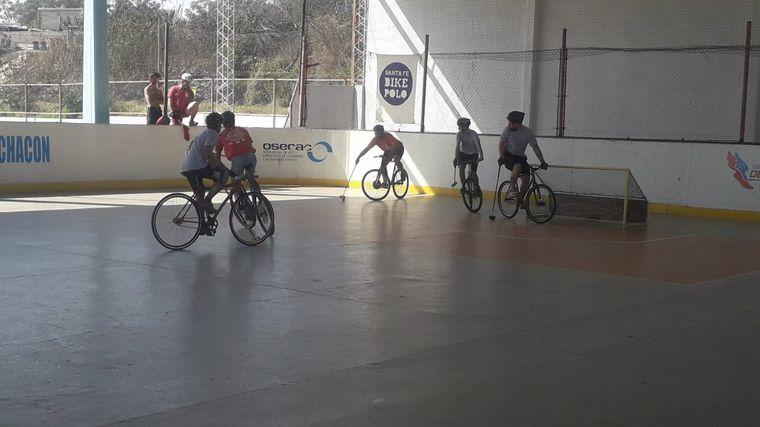 AUDIO: Comenzó el Campeonato Nacional de Bicipolo en Córdoba