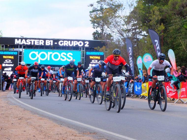 FOTO: Tavani el ganador (Fotos Jorge Gainza La Cumbre)