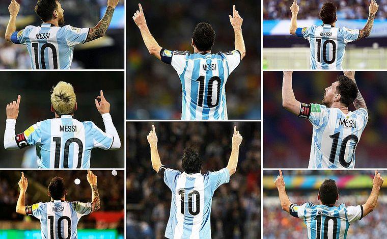 Selección: el invicto más largo y los 80 de Messi - Opinión - Cadena 3  Argentina