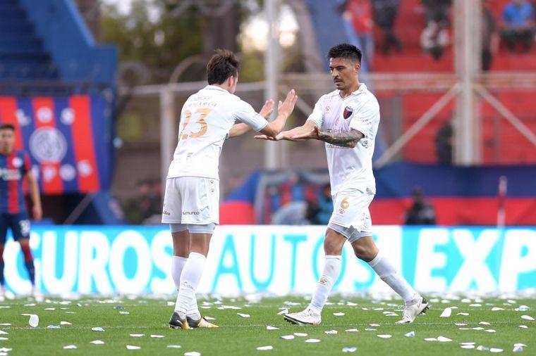 FOTO: San Lorenzo y Colón jugaron en el Nuevo Gasómetro.