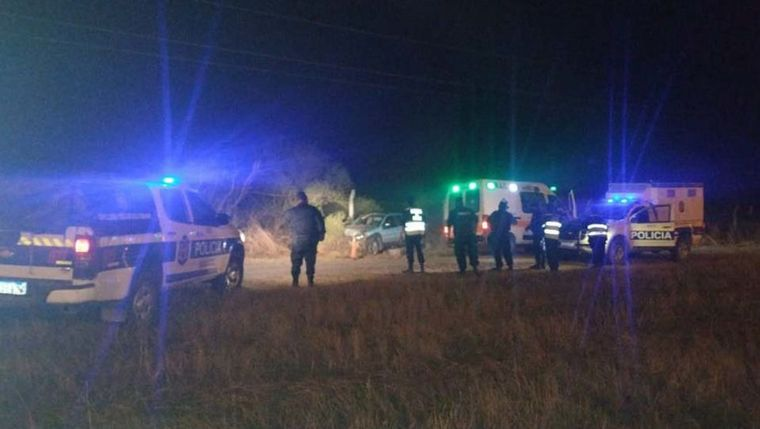 FOTO: La autopsia reveló que una pareja no murió por un choque