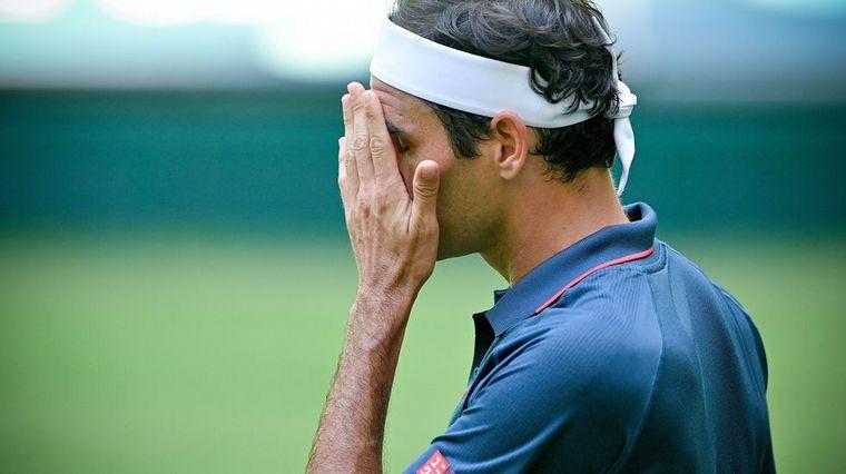 FOTO: Roger Federer.