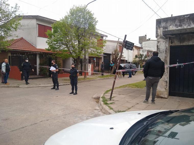 AUDIO: Mataron a un chico de 17 años para robarle el celular en Quilmes.