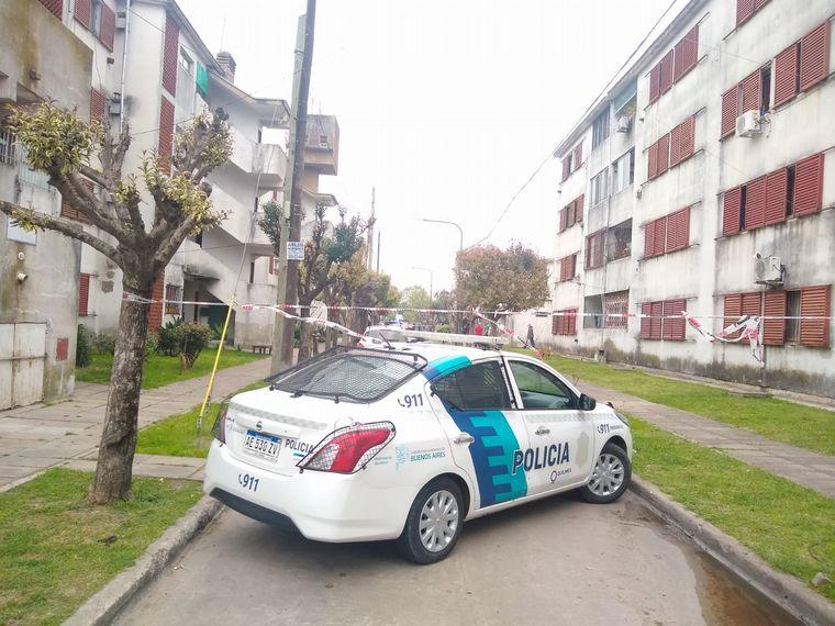 FOTO: Matan a chico de 17 años para robarle el celular en Quilmes.
