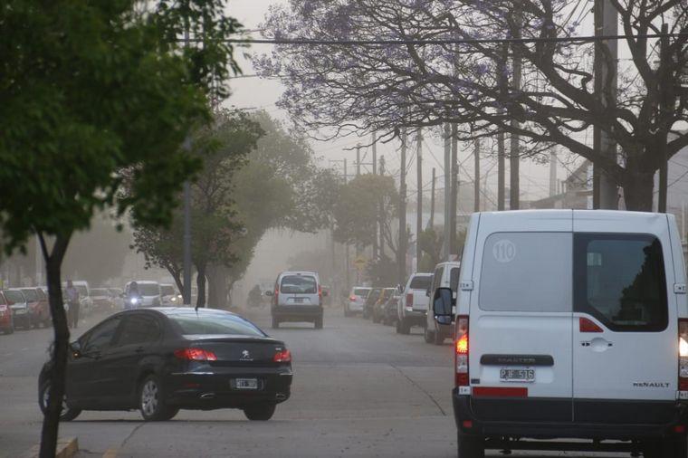 FOTO: Alerta en Córdoba por fuertes tormentas.