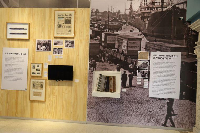 FOTO: El Museo del Cuarteto abre sus puertas en Córdoba.