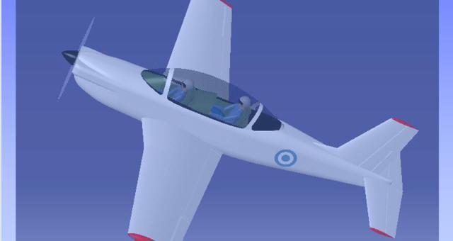 La Fábrica Argentina de Aviones(Fadea) anunció la fabricación del primer avión de diseño propio