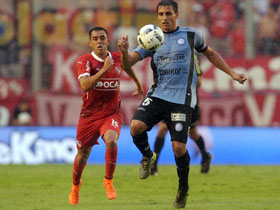 Independiente 1 - Belgrano 0