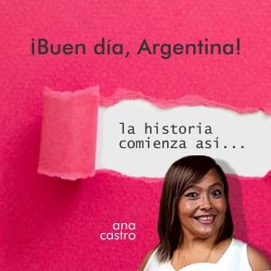 Buen día, Argentina